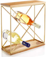 Martha Stewart Collection Gold Wine Rack, Created for Macy's