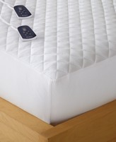 Shavel Micro Flannel® Twin Heated Mattress Pad