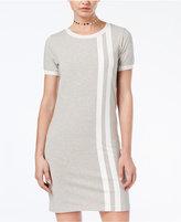 Bioworld Juniors' Striped T-Shirt Dress