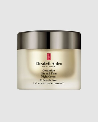 Elizabeth Arden Women's White Night Cream - Ceramide Lift and Firm Night Cream 50ml - Size One Size, 50ml at The Iconic
