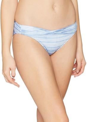 Watercult Womens Modern Mariner Bikini Bottoms