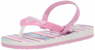 Roxy Girl's TW Tahiti Flip-Flop Sandal