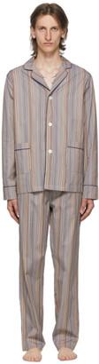 Paul Smith Multicolor Striped Pyjama Shirt