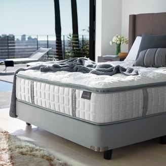 Aireloom Preferred Silver Strand Luxetop 14-inch Plush Mattress