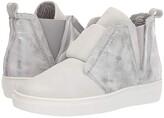 Miz Mooz Laurent (Silver) Women's Slip on Shoes