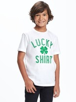 Old Navy St. Patrick's Day Graphic Tee for Boys