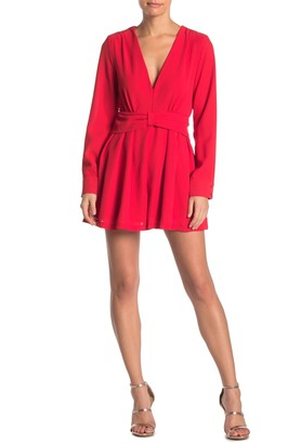 Do & Be Bow Front Romper