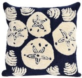 Liora Manné Shell Toss Indoor/Outdoor Throw Pillow