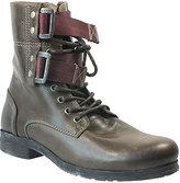 Fly London Dark Gray Olay Leather Boot - Men