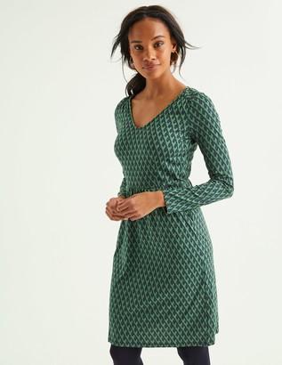 Boden Romilly Jersey Dress