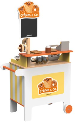 Janod Crepes Co Mobile Stand Set