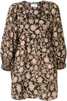 Zimmermann floral print mini dress