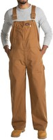 Dickies Genuine Duck Bib Overalls - Cotton, Non-Insulated (For Men and Big Men)