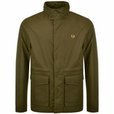 Fred Perry Field Jacket Green