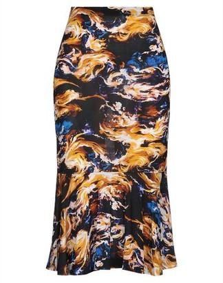 Kenzo 3/4 length skirt