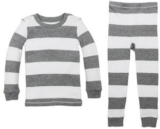 Burt's Bees Baby Toddler Boys or Toddler Girls Organic Cotton Pajamas, 2-Piece Set