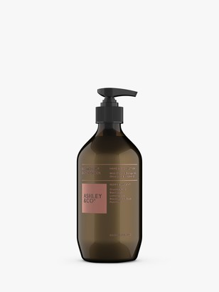 Ashley & Co Peppy & Lucent Sootherup Hand & Body Lotion, 500ml