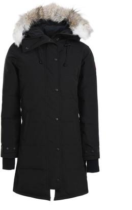Canada Goose Shelburne Fur Trim Parka Coat