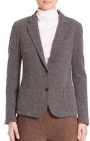 Eleventy Classic Woven Jacket