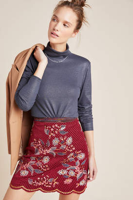 Anthropologie Gracia Turtleneck Pullover