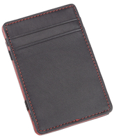Royce Leather Two-Toned Magic Bifold Wallet