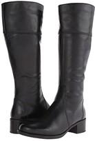 La Canadienne Passion (Black Leather) Women's Waterproof Boots