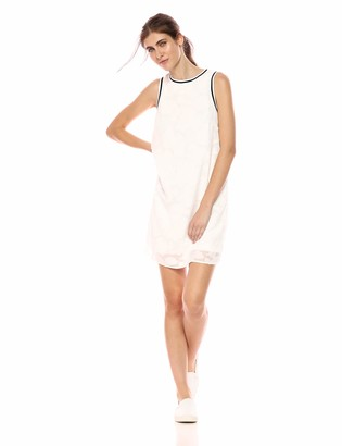 Kensie Women's Delicate Burnout Shift Dress