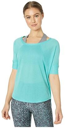 Prana Helani Top (Azurite) Women's Clothing