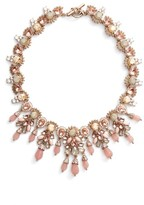Marchesa Women's Sheer Bliss Collar Necklace