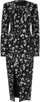 Michael Kors Embroidered Sheath Dress