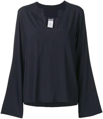 Kristensen Du Nord V-neck blouse