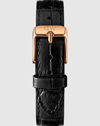 Daniel Wellington Leather Strap Reading 14mm Watch Band - For Petite 32mm