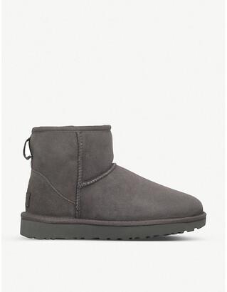 UGG Classic Mini sheepskin boots