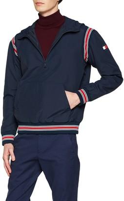 Tommy Hilfiger Men's Nylon Canvas Anorak Jacket