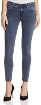 AG Jeans Super Skinny Ankle Jeans in Interstellar After Dark