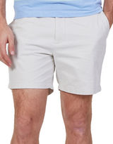 Nautica Cotton Flat Front Shorts