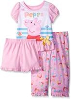 Peppa Pig Toddler Girls' 3pc Set