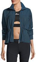 Stella McCartney Essential Zip-Front Track Performance Jacket