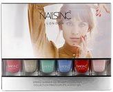 Nails Inc 6 Piece Mini Gel Effect Set Spring/Summer