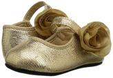 Baby Deer Skimmer Metallic Girl's Shoes