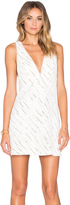 BCBGeneration V-Neck A-Line Dress