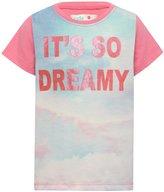 M&Co Dreamy slogan pyjama top