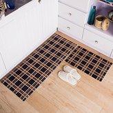 ZEM-PXD itchen Mats Strip Mat Home Bedroom Bathroom Absorbent Mat Mat
