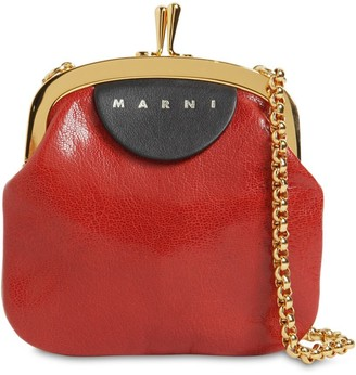Marni Phone Case Leather Bag