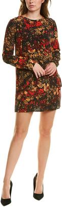 Tsesay Utility Stud Silk Shift Dress
