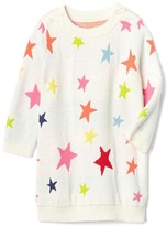 Gap Bright star sweater dress