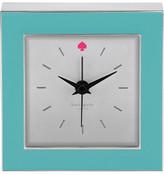 Kate Spade Cross Pointe Clock Turquoise