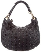Jimmy Choo Star Studded Solar Hobo