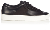 Oamc Airborne low-top leather trainers