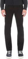 Armani Collezioni Slim-fit tapered jeans